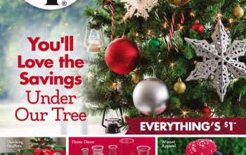Dollar Tree 2018 Holiday Catalog