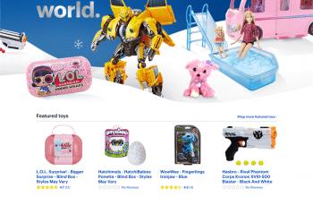Best Buy 2018 Toy List