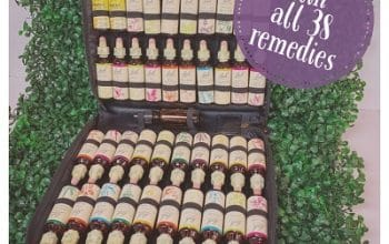 Enter to Win a Full Set of Bach Flower Remedies (ends 12/31)
