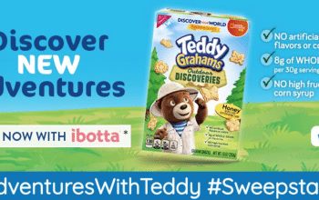 AdventuresWithTeddy Sweepstakes (Ends 10/19)