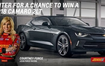 Enter to Win a 2018 Camaro (ends 12/31)