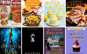 FREE Kindle Books for 10/18