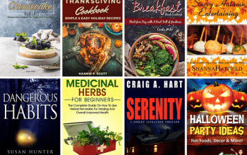 FREE Kindle Books for 10/22