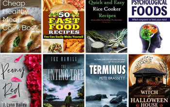 FREE Kindle Books for 10/23