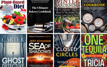 FREE Kindle Books for 10/26