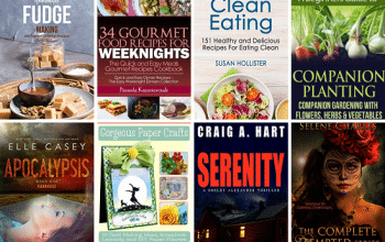 FREE Kindle Books for 10/16