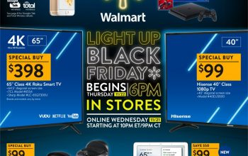 Walmart Black Friday Ad and Deals 2018 – Shop Now!