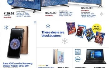 Best Buy Black Friday Ad and Deals 2018 – Shop Now!