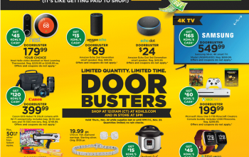 Kohl's Black Friday Ad and Deals 2018 – Shop Now!