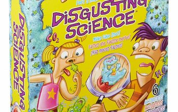 Scientific Explorer Disgusting Science Kit Only $6.32 Shipped! (reg $23.99)
