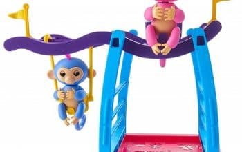 Fingerlings Playset + 2 Fingerlings – 73% Off + FREE Shipping