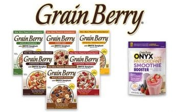 FREE Grain Berry Product Coupon at 12pm EST