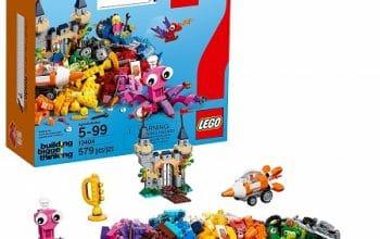 579-piece LEGO Ocean's Bottom Building Kit Only $18.99 Shipped! (reg $29.99)