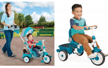 Little Tikes Perfect Fit 4-in-1 Trike – 53% Off + FREE Shipping (TODAY ONLY)