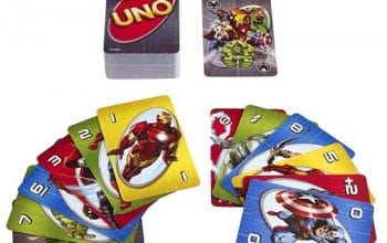 Marvel Avengers UNO Card Game – 58% Off + FREE Shipping