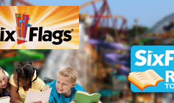 FREE Tickets to Six Flags (free teacher program)