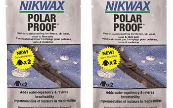 FREE Nikwax Polar Proof Sample