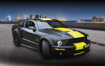CrazyBulk Ford Mustang Giveaway (ends 2/28/19)