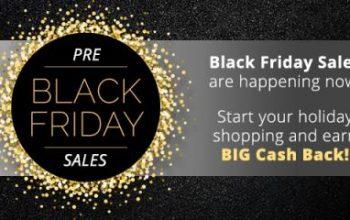 Swagbucks Pre Black Friday Sales