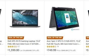 Amazon: Save Big on Select Modern Laptops