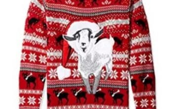 Amazon: Up to 40% Off Ugly Christmas Sweaters for the Family
