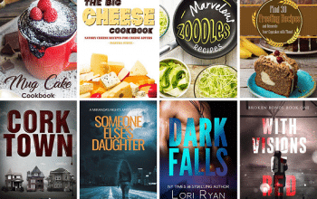 FREE Kindle Books for 11/2