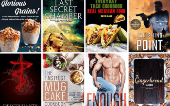 FREE Kindle Books for 11/21