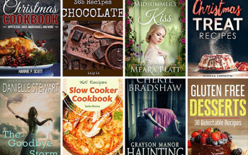 FREE Kindle Books for 11/26