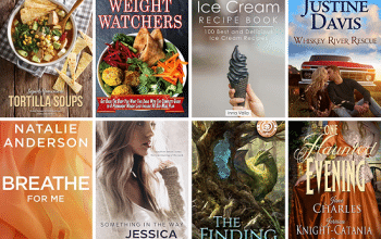 FREE Kindle Books for 11/1