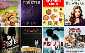 FREE Kindle Books for 11/8