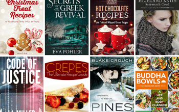 FREE Kindle Books for 11/9