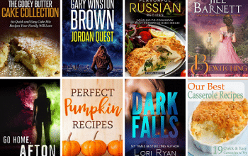 FREE Kindle Books for 11/12