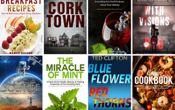 FREE Kindle Books for 11/13
