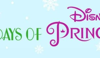 *Ends Today* 12 Days of Princess Sweepstakes – Enter Daily! (Ends 12/12)