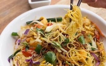 FREE Hokkien Street Noodles at PF Chang's (with purchase)