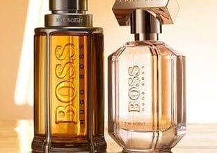 FREE Hugo Boss Fragrance Sample