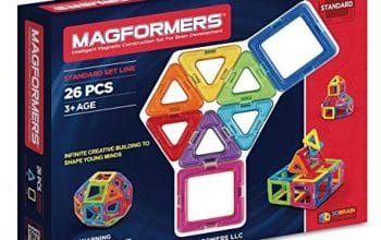26-piece Magformers Basic Set – 65% Off + FREE Shipping