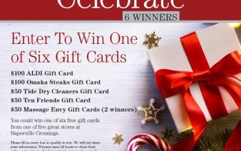 *Ends Today* Enter to Win 1 of 6 Gift Cards (Ends 12/10)