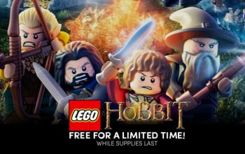 FREE LEGO The Hobbit PC Game Download ($19.99 value)