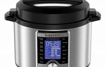 3-quart Instant Pot 10-in-1 Pressure Cooker – 50% Off + FREE Shipping