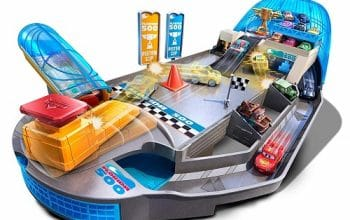 Disney Pixar Cars Rollin' Raceway Playset – 57% Off + FREE Shipping