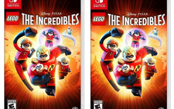 LEGO The Incredibles Nintendo Switch Game – 60% Off + FREE Shipping