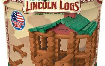 Lincoln Logs 100th Anniversary Tin – 40% Off + FREE Shipping
