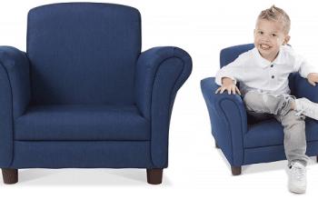 Melissa & Doug Child's Denim Armchair – 39% Off + FREE Shipping