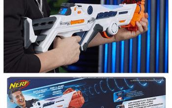 Nerf Laser Ops Burst Fire Combat Blaster – 70% Off + FREE Shipping