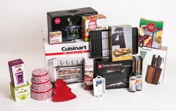 Recipe Lion Sleigh of Prizes Giveaway (ends 12/23)