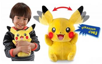 Pokémon My Friend Pikachu – 50% Off + FREE Shipping