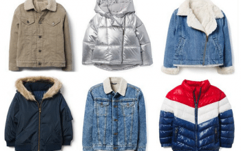 Crazy8: 12 Days of Gifts Day 5 – $15 Puffer Coats + 50% Off Outerwear! (today only)