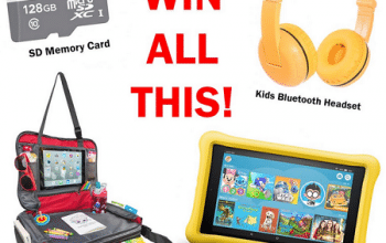 Enter to Win a Kids Kindle + More (ends 12/24)