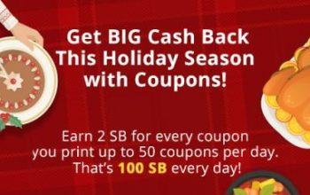Swagbucks: Earn BIG With Coupons!